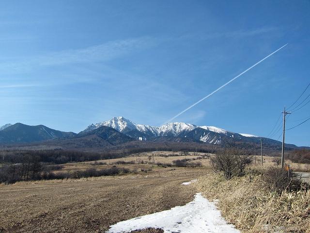 野辺山の景色