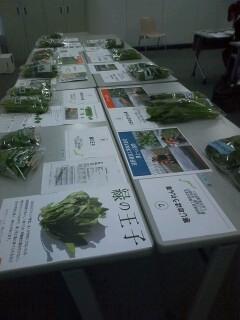 2013野菜ソムリエサミット1