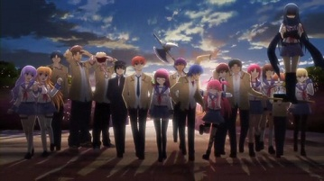 Angel Beats! 第12話 Knockin on Heavens Door - ひまわり動画.flv_001432014