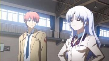 Angel Beats! 第13話(終) Graduation - ひまわり動画.mp4_000413329
