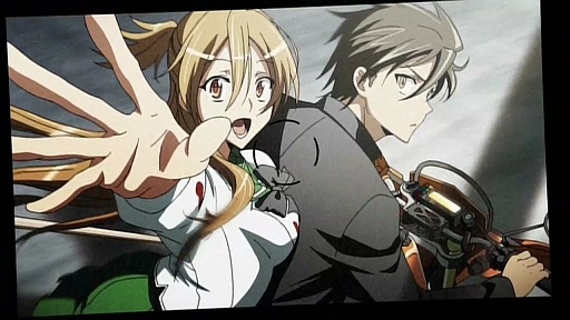 学園黙示録 HIGHSCHOOL OF THE DEAD ACT4 「Running in the DEAD - ひまわり動画2.mp4_000041291