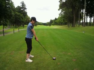 成田の森ゴルフ