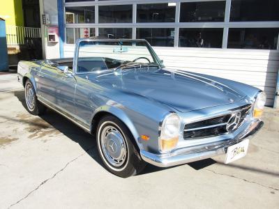 M,Benz280SL No1