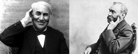 エジソンとノーベル