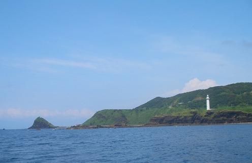 小木の灯台