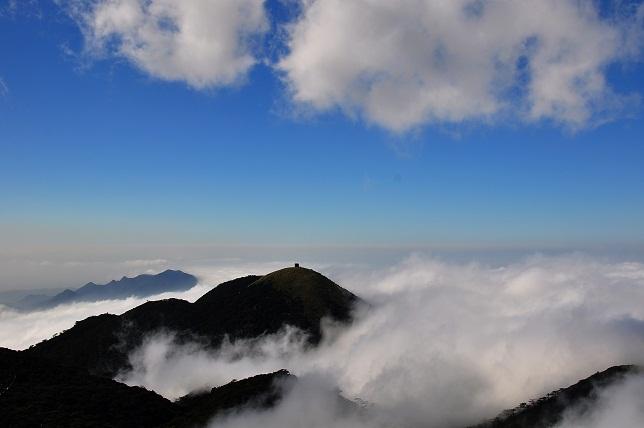 天空からの眺め(3)