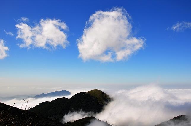 天空からの眺め(2)