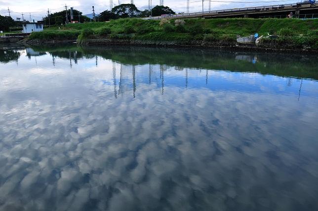 綿々と続く黄昏雲(2)