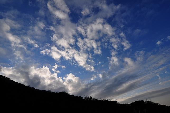 光り輝く雲(2)