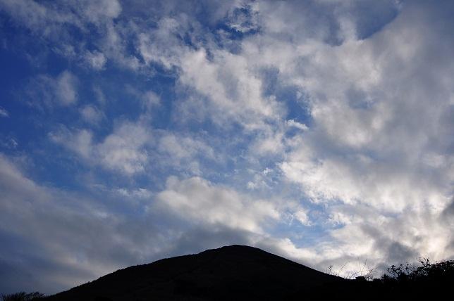 光り輝く雲(1)