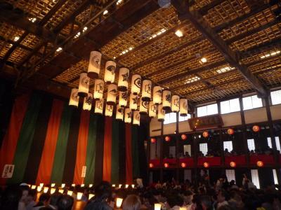 かなまる座歌舞伎