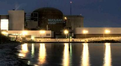 canada nuclear plant