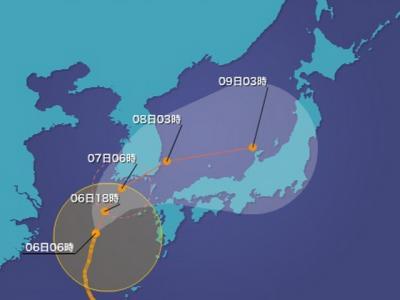 台風0906