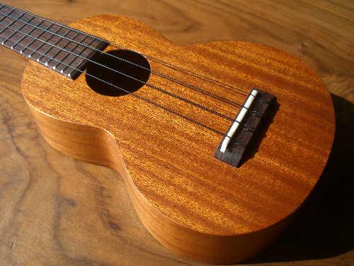 BLUE Strings S414 アフリカンマホガニー