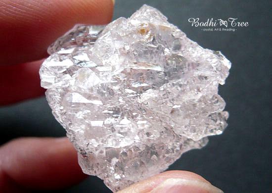 cモルガナイト原石