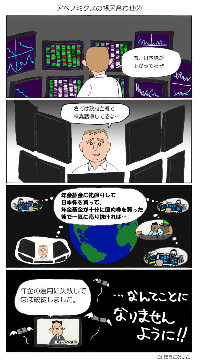帳尻合わせ2