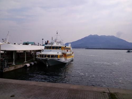 鹿児島港2