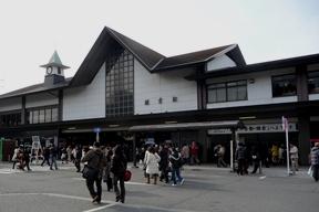 2012鎌倉駅前