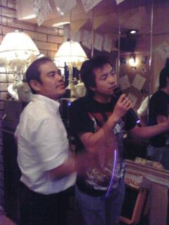 須田先生&小林さん