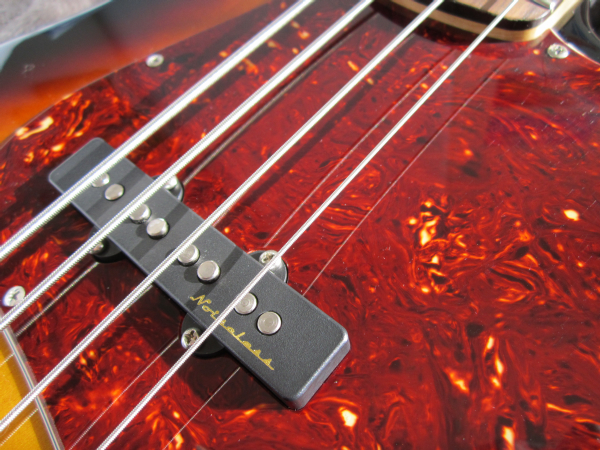 Fender Deluxe Active Jazz Bass Upgrade 07