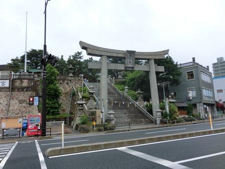 亀山八幡宮 (4)