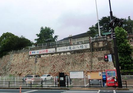 亀山八幡宮 (3)