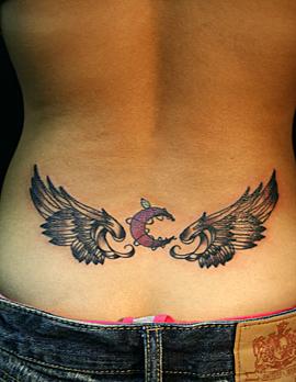 月wing