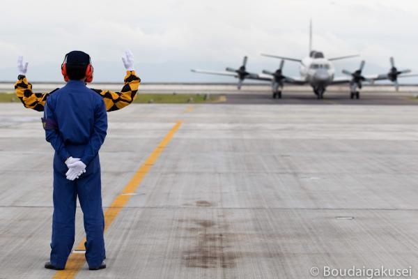 2011年 岩国基地航空祭 人物 01