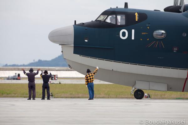 2011年 岩国基地航空祭 人物 04