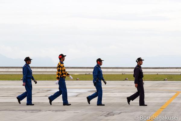 2011年 岩国基地航空祭 人物 05