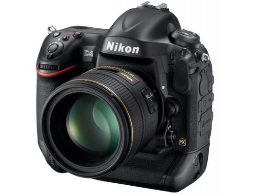 Nikon D4 発表! 01