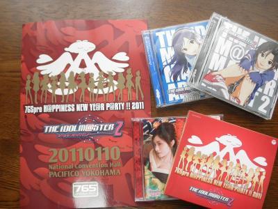 CD,パンフ