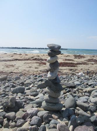 綾羅木海岸