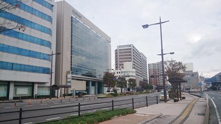 下関市街地