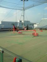 春日部市のロビンソンテニススクール