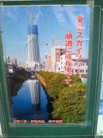 春日部駅のポスター