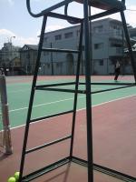 パブリックテニスコート