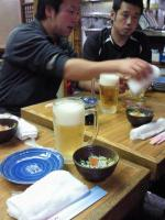 新宿の居酒屋・両関