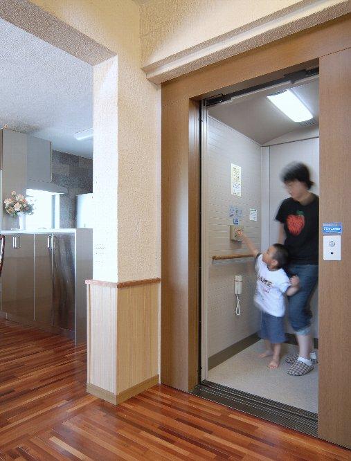 YOエレベーター