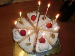 苺のショートケーキ/カマンベールチーズ