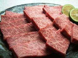 豊後牛 焼肉一例皿