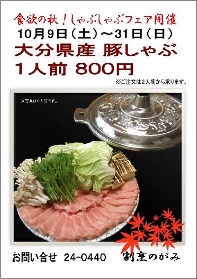 豚しゃぶ201010