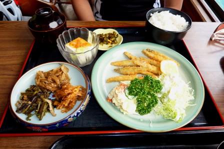 blog_ワカサギフライ定食220510