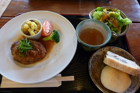 blog_ハンバーグ定食041210