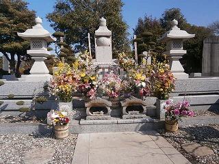 総持寺裕次郎墓