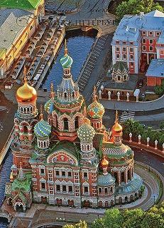 ロシア血上教会 (2)