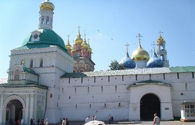 セルギエフ全景