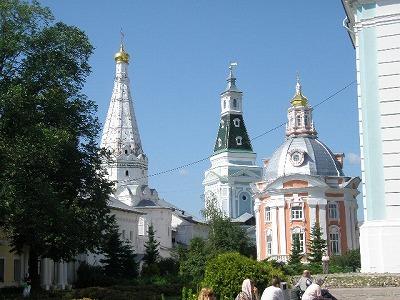 セルギエフ建物