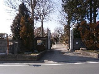 慶性院山門