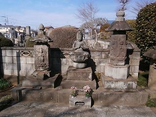 慶性院石造